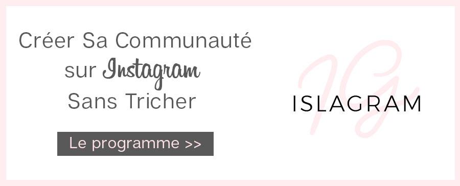 instagram ethique
