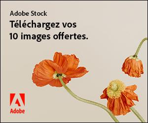 Adobe Stock 10 images offertes